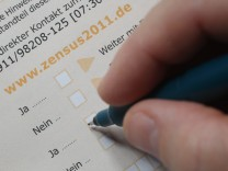 Germany Prepares For National Census