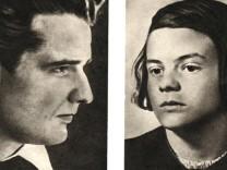 Hans Scholl und Sophie Scholl