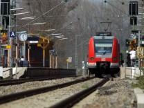 Eichenau S-Bahnhof