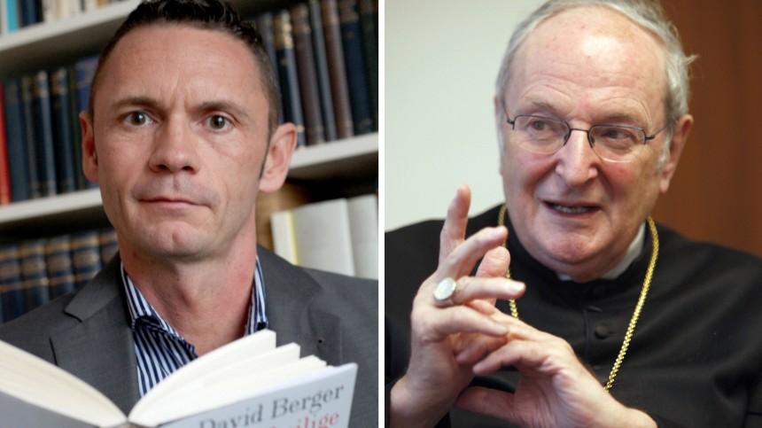 Kardinal Meisner und David Berger