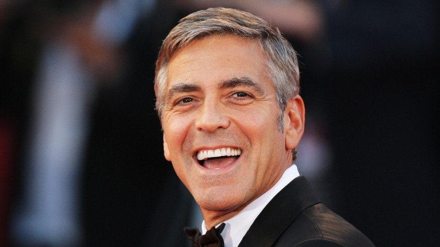 (FILE PHOTO) George Clooney Turns 50