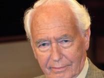 Wolf Schneider erhält Nannen-Preis für Lebenswerk