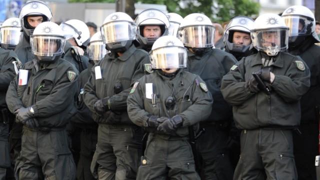 Revolutionaere-1.Mai-Demonstration in Berlin