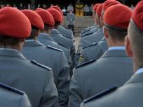 Bundeswehr-Gelöbnis am Kyffhäuser