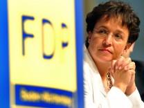 Parteitag FDP Baden- Württemberg: Birgit Homburger