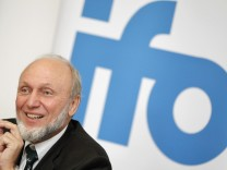 Unternehmerportraet: Hans-Werner Sinn