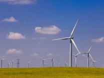 Nordex-Windpark 'Abaga' in China