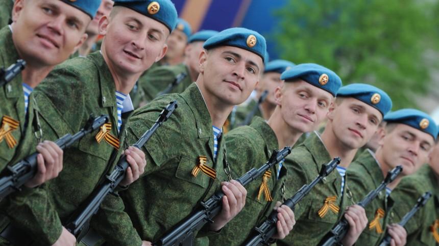 Парни военные в строю фото — img 7