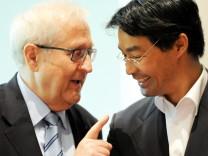 FDP-Präsidium - Westerwelle und Lindner