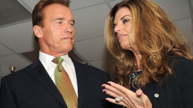 SCHWARZENEGGER VOWS ACTION OVER WIFE CELLPHONE BUST