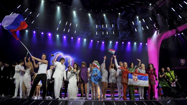 Eurovision Song Contest - First Semi-Final