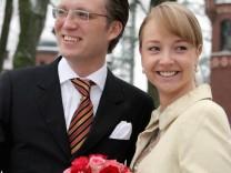 Stoiber-Tochter heiratet