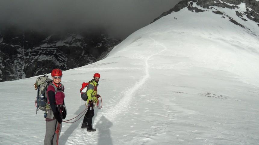 Leichter Klettergurt Für Hochtouren : Alpen: die erste hochtour auf keinen fall alleine reise