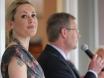 Bettina Wulff will Tätowierung nicht verstecken