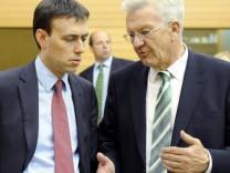 Konstituierende Sitzung des Landtags
