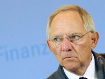 Steuerschätzung Mai 2011 - Wolfgang Schäuble