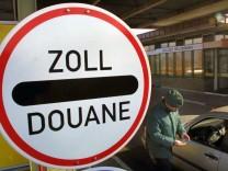 EU-Mehrheit für Schengen-Änderung