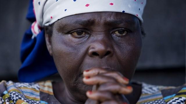 Vergewaltigung Kongo