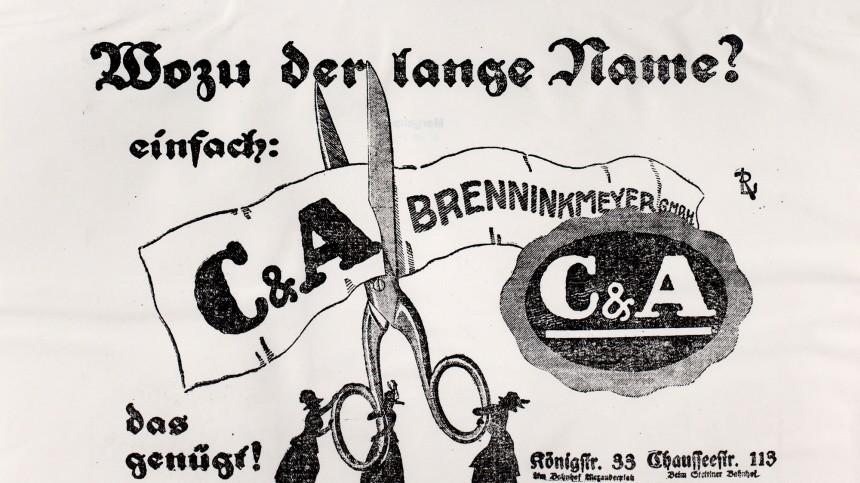 C&A Textildiscounter C&A