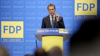 Landesparteitag der nordrhein-westfaelischen FDP