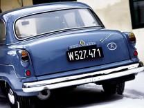 """Zeitmaschine Borgward ACHTUNG !!! Diese Bilder sind ausschließlich für die Verwendung im """"Auto & Mobil""""-Kanal von sueddeutsche.de freigegeben !!!"""