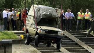 Polizei birgt gesuchtes Wohnmobil