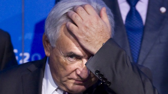 Strauss-Kahn arrested in New York for alleged sexual assault