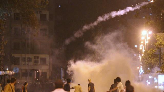 Unruhen in Ägypten Nahost: Dutzende Tote und Verletzte