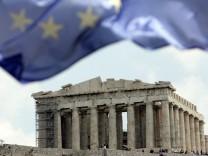 Finanzminister beraten über Euro-Krise