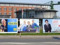 Wahlkampf in Bremen