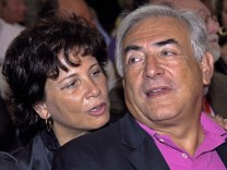 IMF chief Strauss-Kahn probed over ties to married woman, report