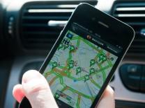 Datenroaming, Smartphone, App, Internet