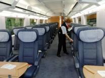 Studie: ICE-Züge bei Komfort Spitze