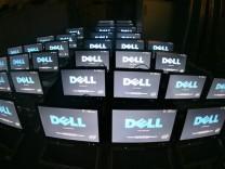 Dell fällt weiter zurück