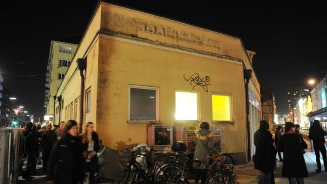 Kunst Kunstprojekt im Bahnhofsviertel