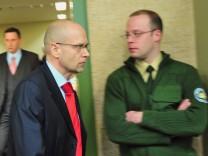 Prozess gegen Ex-Siemens-Vorstand Ganswindt eingestellt