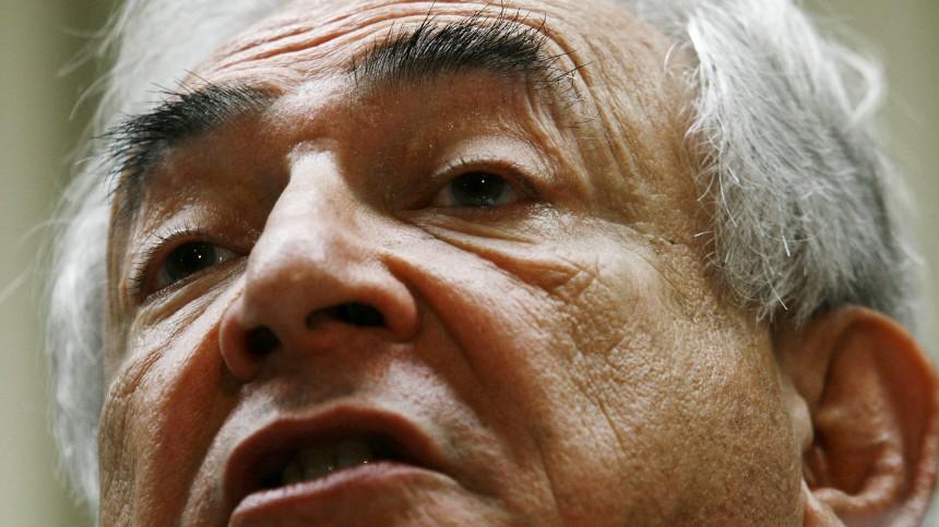 IWF-Chef Strauss-Kahn tritt zurück