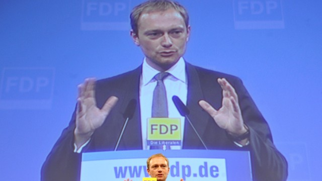Bundesparteitag der FDP