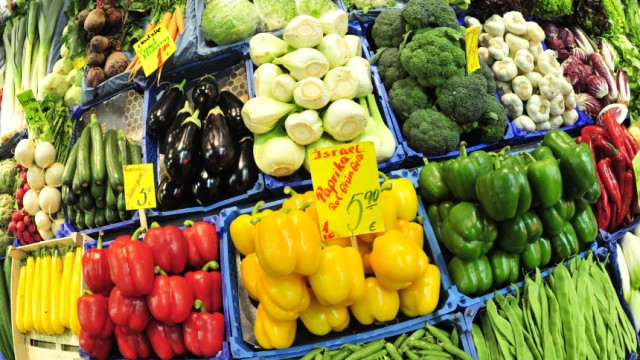 EHEC-Darmerkrankungen - Gemüse