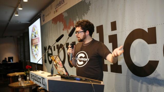 Internetfreiheit Internet-Aktivist Zimmermann im Gespräch