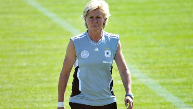 Training der DFB-Frauen-Nationalmannschaft
