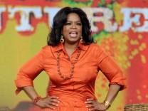US-Talkshow-Queen Oprah Winfrey tritt ab