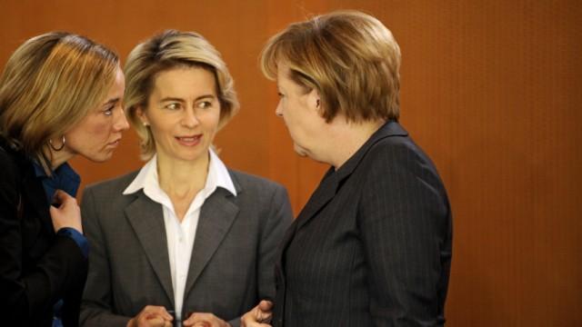Kabinett beschliesst schaerfere Integrationsregeln