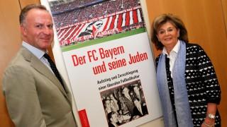 Buchpraesentation von 'Der FC Bayern und seine Juden'