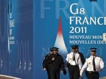 Vor G8-Gipfel in Deauville