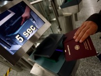 German Federal Police Test New Biometric Border Control