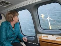 Regierung plant Energiewende