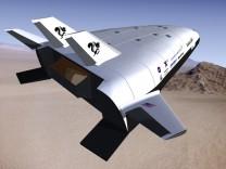 Nachfolger des Space Shuttle - die Lockheed Martin X-33
