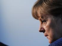 Angela Merkel CDU Atomausstieg