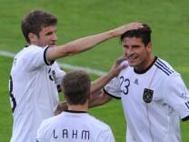 Länderspiel - Deutschland - Uruguay